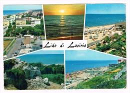 M2393 Anzio (Roma) - Lido Di Lavinio - Vedute / Viaggiata 1975 - Italia
