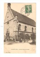 CPA 18 - Saint Amand Montrond - Ancienne Glise Des Carmes : Animation - Eglise - Vue Peu Commune - Saint-Amand-Montrond