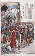 RIBEAUVILLE -  La Fete Des Menetriers  (carte Ancienne Illustrée) - Ribeauvillé