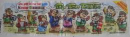 Kinder Série Complète Top Ten Teddies 2 Allemagne Avec Bpz - Familles