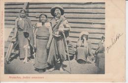 CHILE -  Mapuches , Indios Araucanos  PRIX FIXE - Chile