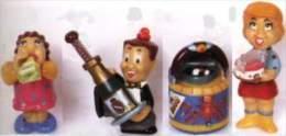 Kinder Série Complète Wil 2000 Allemagne Avec Bpz - Familles