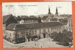 N14/ 127, Budapest, Stadthausplatz, Circulée 1922 - Hongarije