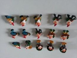Kinder - Lot De Figurines Nains De Jardin - Kinder & Diddl