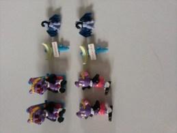 Kinder - Lot De Figurines Vampires - Kinder & Diddl