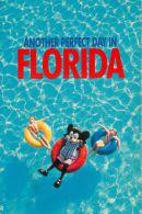 DisneyWorld, Florida, United States USA US Postcard Used Posted To UK 1995 Stamp - Disneyworld