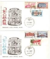 """VA31     FDC 1961  FILAGRANO - """"CENTENARIO UNITA' D'ITALIA""""- ANNULLO MOSTRA DEL RISORGIMENTO - F.D.C."""