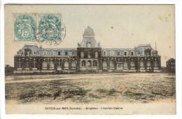 CPA CAYEUX SUR MER (Somme) -  Brighton L'ancien Casino - Cayeux Sur Mer