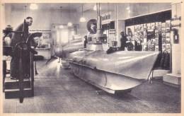 Antwerpen 1945;  S.H.A.E.F. War Exhibition  -   Submarine  V 3 - Ausrüstung