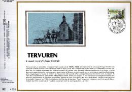 Feuillet Tirage Limité CEF 257 133 1947 Tervuren - Cartes-maximum (CM)