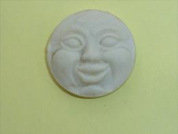 FEVE ANCIENNE BLANCHE, LUNE SOURIANTE  06 - Frühe Figuren