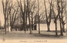 BELGIQUE - LIEGE - CHAUDFONTAINE - CHEVREMONT - La Chapelle De 1688. - Chaudfontaine