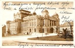 POSTAL DE YUGOSLAVIA DE ZAGREB DE KAZALISTE - Yugoslavia