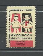 CINDERELLA ESPAÑA  1957 - Puppen