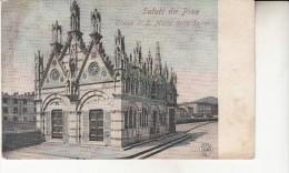 Pisa  Chiesa Di S. Maria Della Spina - Pisa