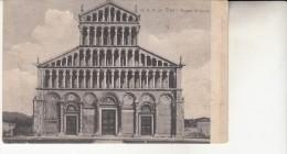 Pisa  Duomo Di Faccia - Pisa