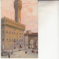 Firenze Palazzo Della Signora - Firenze