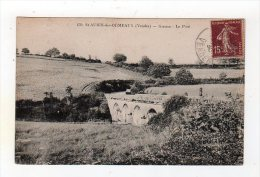 Mai14   8565099     Saint Aubin Des Ormeaux    Grenon Le Pont N° 459 - France