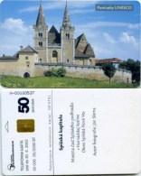 Telefonkarte Slowakei - Unesco  - Spisska Kapitula - Aufl. 50000 - 06/2000 - Slowakei