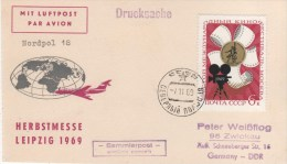 URSS  Station Dérivante N° 18  19/05/87 - Scientific Stations & Arctic Drifting Stations
