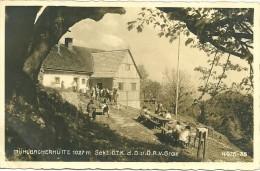 Mühlbacherhütte, Sekt. Graz 1936 - Unclassified