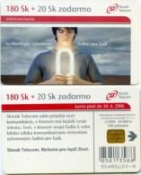 Telefonkarte Slowakei - Werbung  -  2/2004 - Slowakei