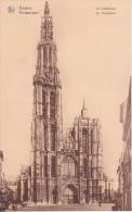 CPA Anvers - La Cathédrale (4087) - Antwerpen