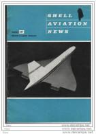 """Brochure Aviation Shell  """"ORLY ; BREGUET 941 """" - Papiere"""