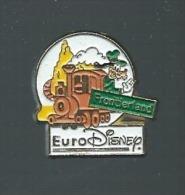 DISNEY EURO DISNEY FRONTIERLAND - Disney