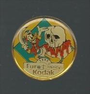 -P- DISNEY EURO DISNEY KODAK 1992 - Disney