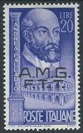 1949 TRIESTE A PALLADIO MH * - ED281-2 - 7. Triest