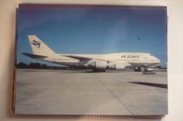 AIR ATLANTA ICELANDIC    B 747 341    TF ATH - 1946-....: Moderne