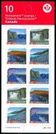 Canada (Scott No.2723a - Sites / UNESCO / Sites) (**) Carnet / Booklet - Volledige & Onvolledige Vellen