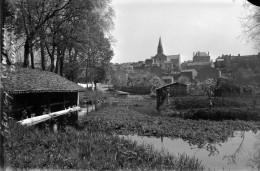 PN - 06 - VIENNE - GENCAY - Lavoir - Plaques De Verre