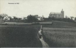 Biez - Panorama Du Village - Eglise Et Maisons Environnantes ( Voir Verso ) - Grez-Doiceau
