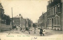 Beauraing - Ecole Des Filles - Top Animation - 1905 ( Voir Verso ) - Beauraing