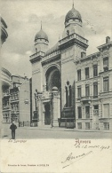 Antwerpen / Anvers - Judaica - La Synagoge - 190? ( To See Back  ) - Judaisme