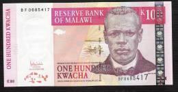 MALAWI  P46d  100 KWACHA 2005  UNC. - Malawi