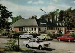 ! Moderne Ansichtskarte Autobahnrasthaus Im Spessart, Rohrbrunn B Aschaffenburg, Voitures, PKW VW Käfer, NSU Prinz 4 - Passenger Cars