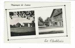 France // Haute Savoie // Saint-Paul En Chablais, Quartier Du Château - Francia
