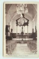 MERNEL  - Intérieur De L'Eglise. - Zonder Classificatie