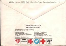 ALLEMAGNE GERMANY BUND Poste 592/5 Premier Jour FDC ETB Echec Chess Schach - [7] République Fédérale