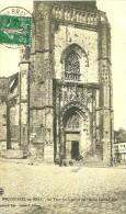 Neufchâtel En Bray. La Tour Du Clocher De L'église Notre Dame. - Neufchâtel En Bray