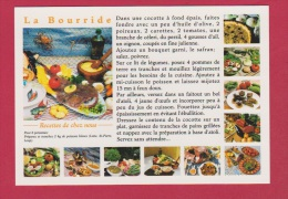 LA BOURRIDE - Recipes (cooking)