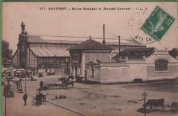 90 BELFORT - Bains-Douches Et Marché Couvert - Belfort - Ville