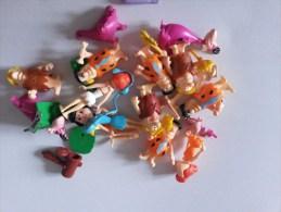 Kinder - Lot Vrac Pierre à Feu - Kinder & Diddl