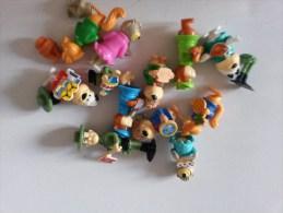 Kinder - Lot Vrac Yogi - Kinder & Diddl