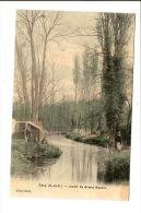 OSNY. - Lavoir Du Grand Moulin. (Pêche) - Osny