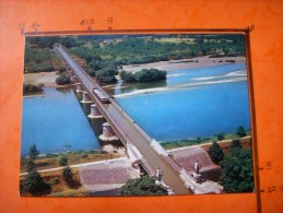 45-8 ) Briare : Le Pont Canal : 662 M,ouvert  Le 16 Sept 1896 - Briare
