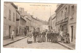 SAINT-CLAIR-sur-EPTE. - Grande Rue - N°2. - France